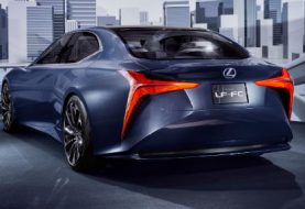 Lexus - future model plans and platforms