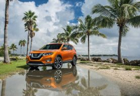 2017 Nissan Rogue Debuts with Updated Look, More Convenience Features