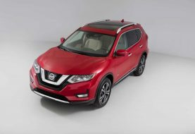 2017 Nissan Rogue Hybrid Amps-Up Efficiency