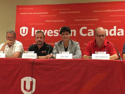 Canadian union, GM reach tentative deal, avoid strike