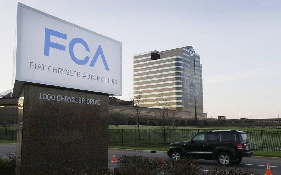Fiat Chrysler Recalls 1.9 Million Vehicles Globally