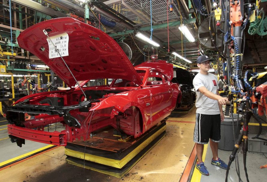 Ford Lowers Profit Guidance as it Expands Door-Latch Recall
