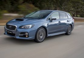 Analysis - 2017 Subaru Levorg pricing and specifications