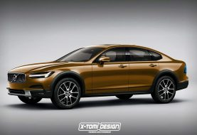 Volvo S90 Cross Country Won't Happen, But the Rendering Looks Cool