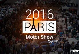2016 Paris Motor Show Preview Part 1