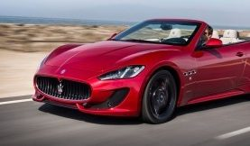 Five Heaviest Convertible Sports Cars Available In Europe in 2017