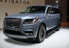 2018 Lincoln Navigator Video, First Look