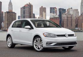 Refreshed 2018 Volkswagen Golf Debuts with Minor Updates