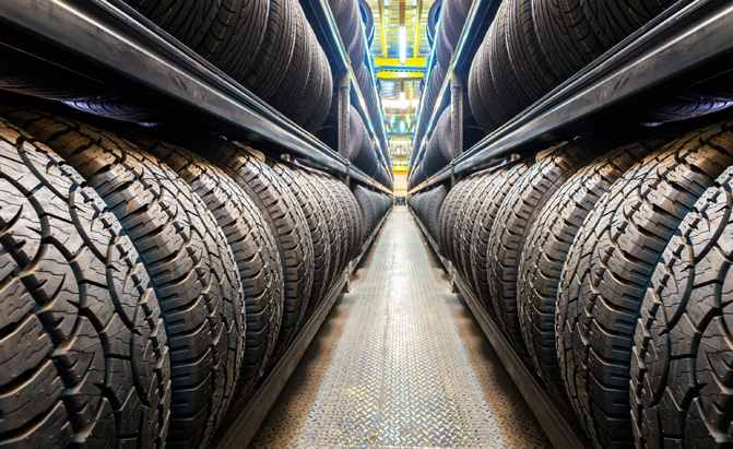 GM is Working on Sustainable Natural Rubber Tires