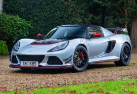 Lotus Might One Day Build its Cars in China