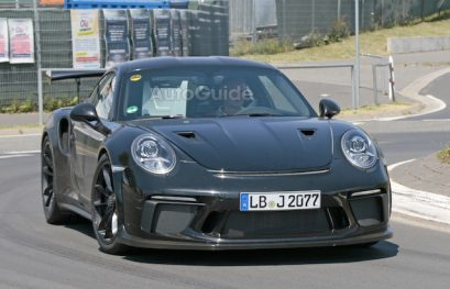 Refreshed Porsche 911 GT3 RS Adopts GT2 Cues