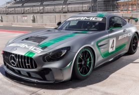 The Newest Mercedes Race Car is Based on its Hottest Car Yet