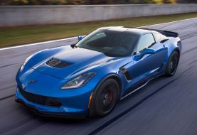 Watch the C7 Corvette Z06 Turn in a Blistering Nurburgring Lap
