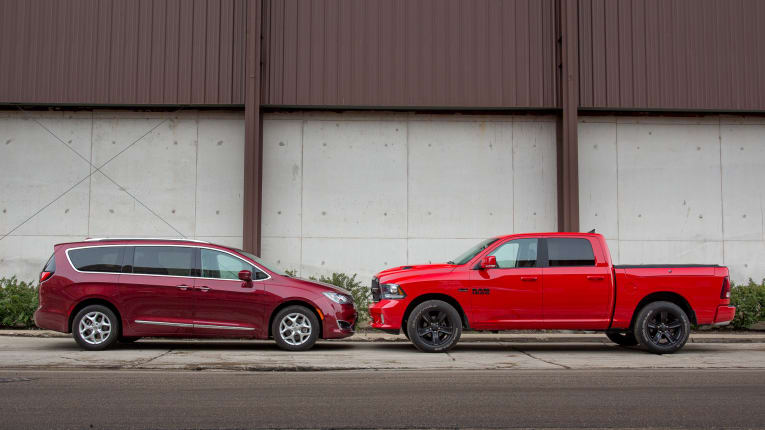 Which Is Better: A Minivan or a Pickup Truck?
