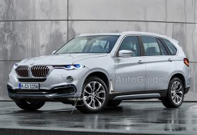 Report: BMW X7 Concept Will Have Hydrogen Fuel Cell