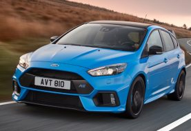 You Can Win a Ford Focus RS Driving Experience