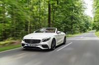 2018 Mercedes-Benz S-Class Coupe, Cabriolet Get Refreshed with New Tech