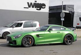 A Mercedes-AMG GT R Black Series is Coming - But Not For a Few Years