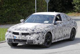 2019 BMW 3 Series Interior Revealed in New Spy Photos