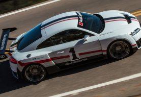Audi Introduces TT Clubsport Turbo Concept at SEMA