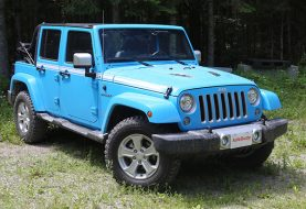 The Jeep Wrangler Takes on What Could be Its Most Direct Competitor