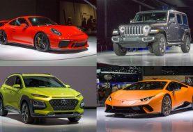 2017 Auto Show Highlights