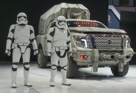 2017 L.A. Auto Show: Nissan Star Wars Gallery