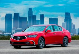 2018 Acura RLX Pricing Announced, Sport Hybrid Gets Cheaper