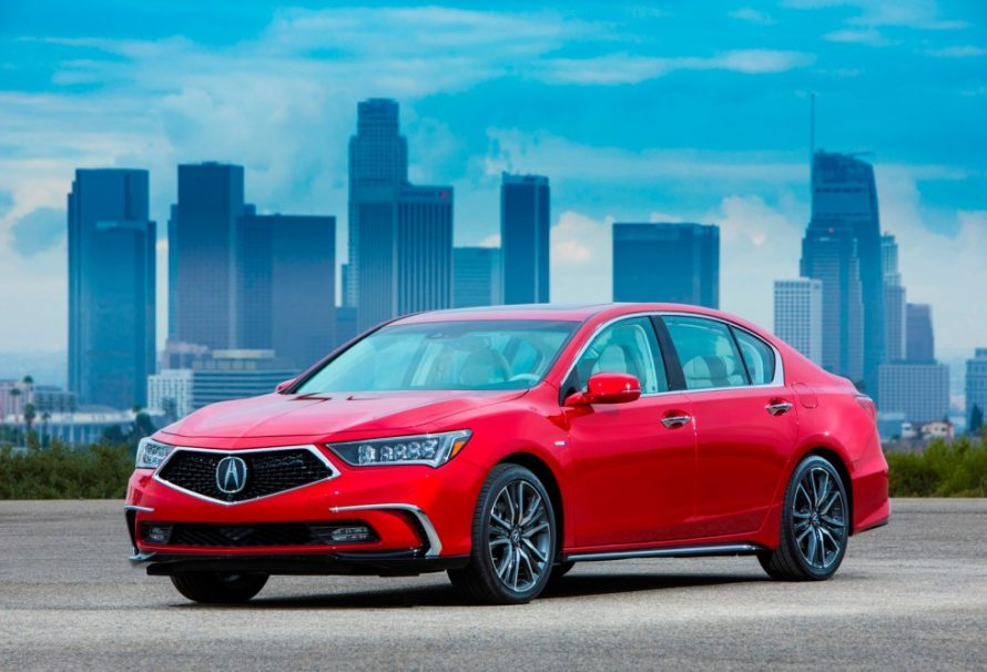 2018 Acura RLX Pricing Announced, Sport Hybrid Gets Cheaper
