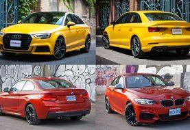 2018 Audi S3 vs BMW M240i Comparison