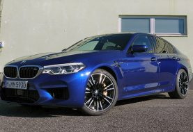 2018 BMW M5 Review and First Drive