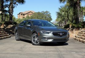 2018 Buick Regal Sportback Review