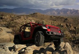 2018 Jeep Wrangler JL Review and First Drive