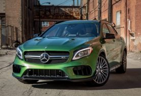 2018 Mercedes-AMG GLA 45 Review: A Hardcore Hatchback