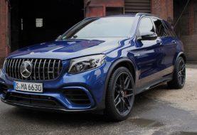 2018 Mercedes-AMG GLC 63 S 4MATIC+ Review