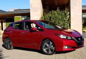 2018 Nissan Leaf Review and First Drive