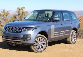 2018 Range Rover P400e Plug-In Hybrid Review