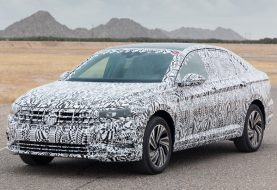 2019 Volkswagen Jetta Preview Test Drive