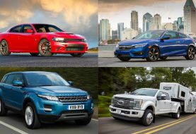 Cars Americans Loved Most in 2017