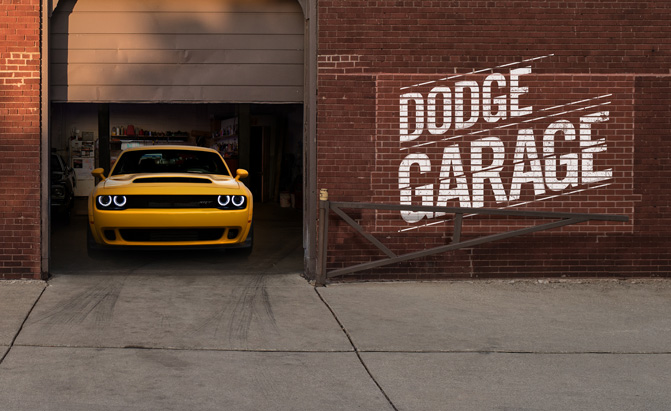 Dodge Opens a One Stop Site for Muscle Car and Racing Enthusiasts