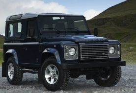 Land Rover Defender Reportedly Getting an All-Electric Variant