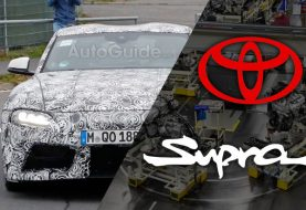 Toyota's New Sports Car Might Not be Called the Supra