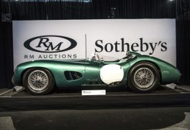 20 Collector Cars Sold for $180 Million in 2017