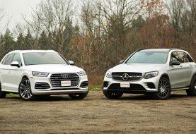 2018 Audi SQ5 vs Mercedes-AMG GLC 43 Comparison Test
