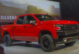 2018 Detroit Auto Show: 2019 Chevrolet Silverado