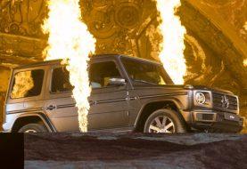 2018 Detroit Auto Show: 2019 Mercedes-Benz G-Class