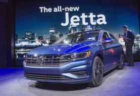 2018 Detroit Auto Show: 2019 Volkswagen Jetta