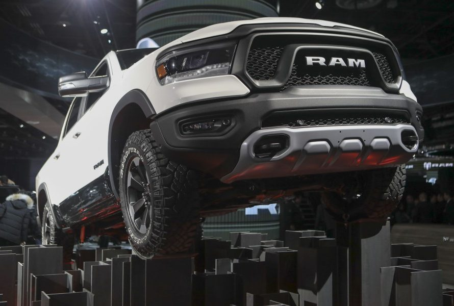 2018 Detroit Auto Show: Trucks & SUVs