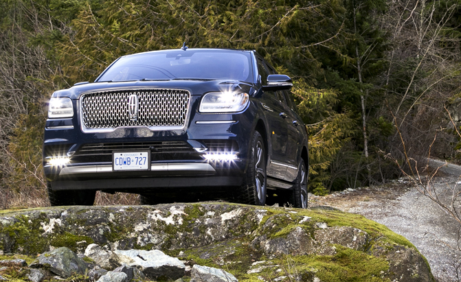 2018 Lincoln Navigator Review and First Drive