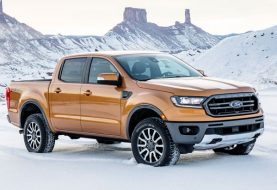 2019 Ford Ranger Gets 2.3L EcoBoost Engine, 10-Speed Transmission
